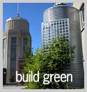 Build Green Subject: Rooftop Cistern; Location: Chicago, IL; Date: Summer 2003; Photographer: Sonya Newenhouse