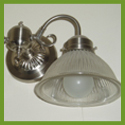 Subject: Light Fixture; Location: Madison, WI; Date: April 2005; Photographer: Rebecca Thorman