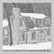 Subject: Sketch of Pearson Home; Location: Madison, WI; Date: circa 1939; Artist: unknown